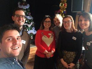 Crossroads Christmas Party, Penarth